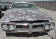 Used 1967-69 Pontiac Firebird & Trans Am Parts