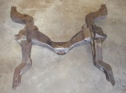 1968-72 GTO, LeMans Front Frame Section