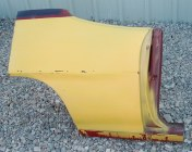 1970-72 GTO, LeMans RH Quarter Panel Front Section