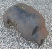 1968-69 GTO, LeMans LH Front Inner Fender Well