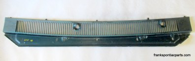 1964-67 GTO, LeMans Cowl Grill