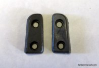 Pair 1964-67 GTO LeMans Tempest  Conv Door Alignment Pieces