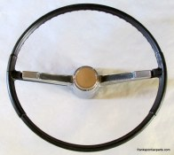 1966 GTO, LeMans Deluxe Steering Wheel Core