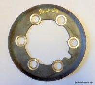 1964-79 pontiac v8 auto bolt plate
